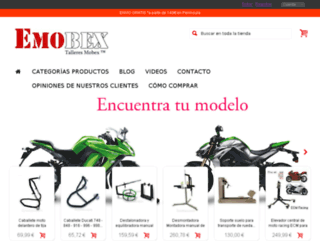 talleresmobex.com screenshot