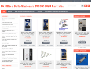 tally-counters.com.au screenshot