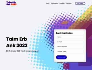talmerbank.com screenshot