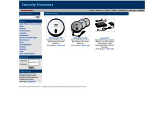 talmudey.com screenshot