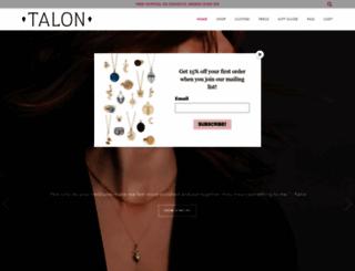 talonnyc.com screenshot