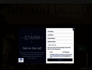 talulasgarden.com screenshot