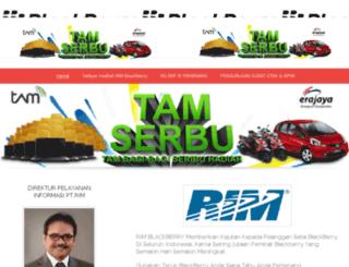 tam-blackberry-indonesia.webs.com screenshot
