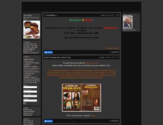 tam-tam.cowblog.fr screenshot