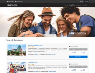 taman-negara.com screenshot