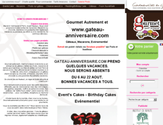 tamanoirblanc.com screenshot