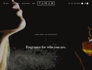 tamar.com screenshot
