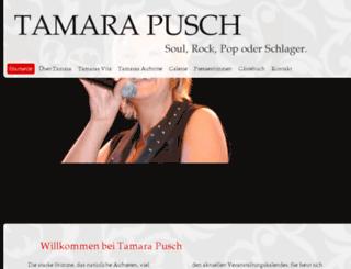 tamarapusch.eloquium.net screenshot
