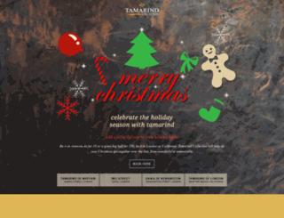 tamarindchristmas.com screenshot