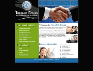 tamarindgroups.com screenshot