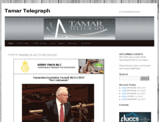 tamartelegraph.com.au screenshot