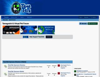 tamatalk.com screenshot