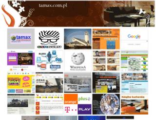 tamax.com.pl screenshot