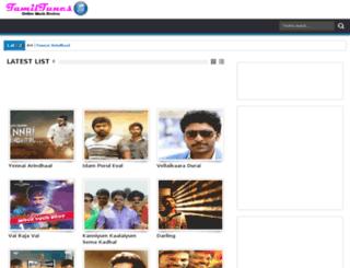 tamil-tunes.com screenshot