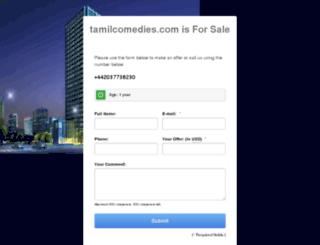 tamilcomedies.com screenshot