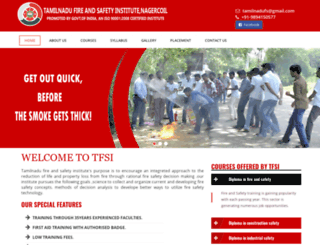 tamilnadufs.com screenshot