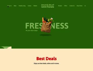 tamimimarkets.com screenshot