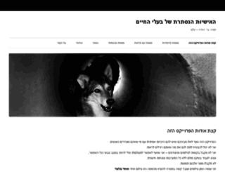 tamirbaryehuda.com screenshot