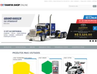 tamiyabrasil.com screenshot