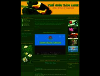 tamlinh.net screenshot
