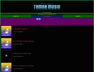 tamnamusic.tk screenshot