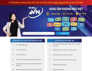 tamngung.vnpt-hanoi.com.vn screenshot