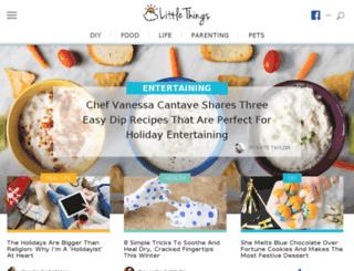 tampa.littlethings.com screenshot