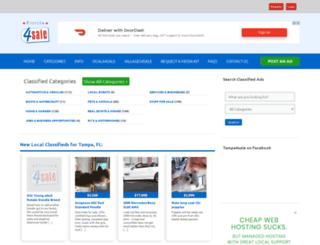 tampa4sale.com screenshot