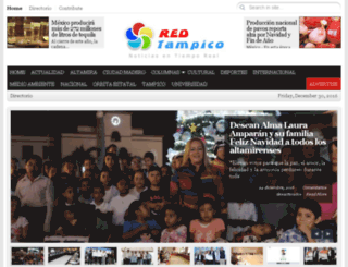 tampiconews.com.mx screenshot