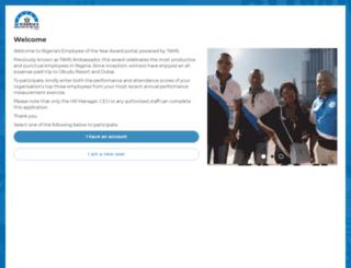 tamssummit.com screenshot