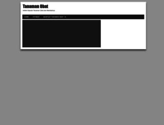 tanamanobat-herbal.blogspot.com screenshot