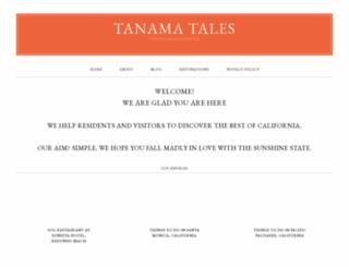 tanamatales.com screenshot
