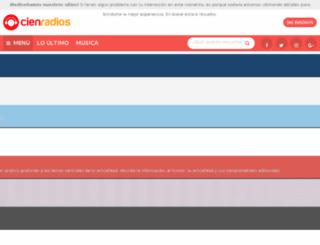 tanbionica.cienradios.com screenshot