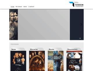 tandemcom.de screenshot