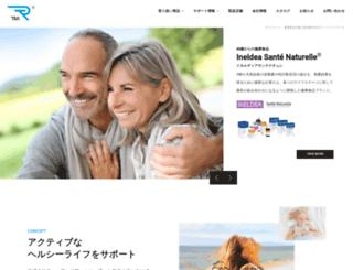 tandr.tokyo.jp screenshot
