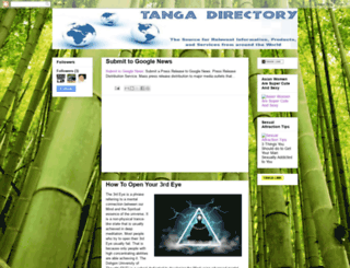tangadirectory.blogspot.com screenshot