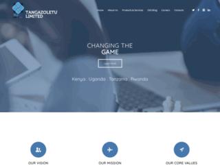 tangazoletu.com screenshot