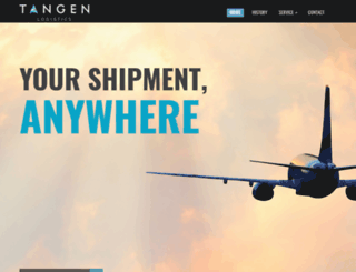 tangenship.com screenshot