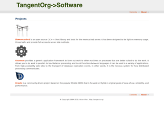 tangent.org screenshot