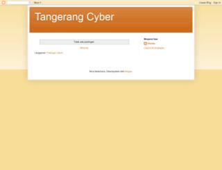 tangerang-cyber.blogspot.com screenshot