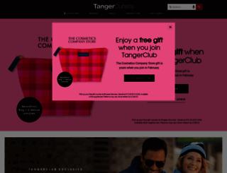 tangeroutletcanada.com screenshot
