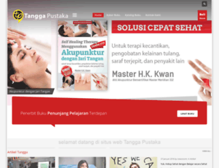 tanggapustaka.com screenshot