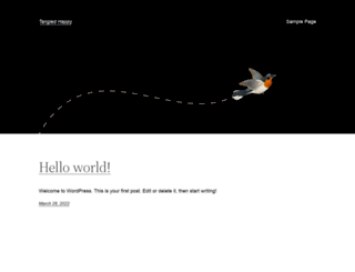 tangledhappy.com screenshot