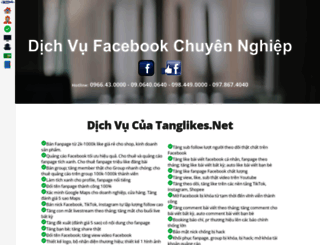 tanglikes.net screenshot