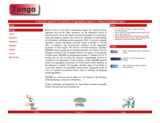 tango.crg.es screenshot