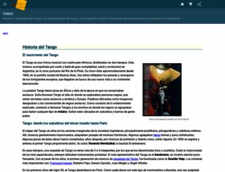 tango.idoneos.com screenshot