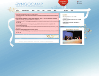 tangocamp.se screenshot