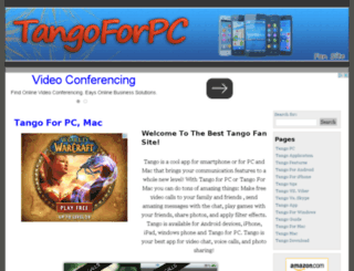 tangoforpc.com screenshot