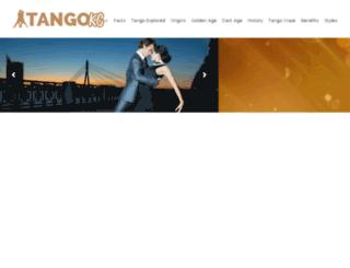 tangokc.com screenshot