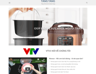 tangtang.vn screenshot
